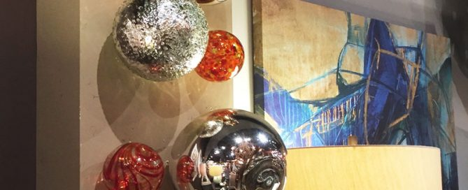 Glass Balls to the Wall